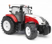 Steyr CVT 6230 tractor 1
