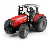Massey Ferguson 7480 tractor 2