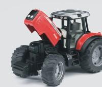 Massey Ferguson 7480 tractor 3