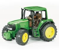 John Deere 6920 tractor 2