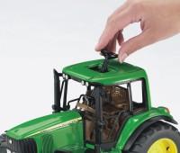 John Deere 6920 tractor 3