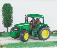 John Deere 6920 tractor 1