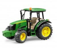 John Deere 5115 M tractor 1