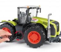 Claas Xerion 5000 tractor 2