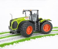 Claas Xerion 5000 tractor 1