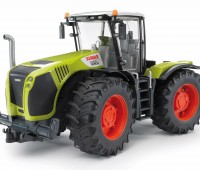 Claas Xerion 5000 tractor 3