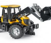 JCB Fastrac 3220 tractor met voorlader 2
