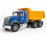 Mack Granite LKW Dumper Truck 1