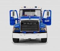 Mack Granite LKW Dumper Truck 3