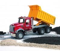 Mack Granite LKW Dumper Truck 2