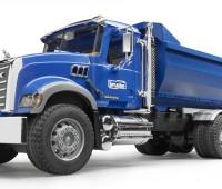 Mack Granite Dumper Truck 2