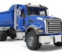 Mack Granite Dumper Truck 1
