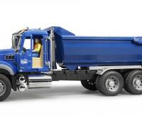 Mack Granite Dumper Truck 3