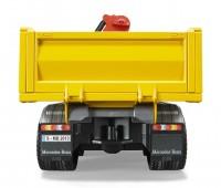 Mercedes-Benz Vrachtwagen met kraan 3