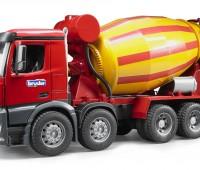 Mercedes-Benz Arocs Vrachtwagen met betonmixer 1