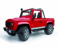 Land Rover pick-up 1