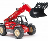 Manitou telescooplader 1