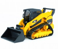 CAT minishovel met rupsbanden 2