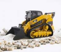 CAT minishovel met rupsbanden 1