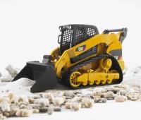CAT minishovel met rupsbanden 1