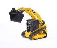 CAT minishovel met rupsbanden 3