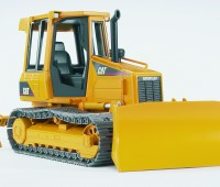 CAT bulldozer 3