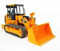 CAT shovel met rupsbanden 2