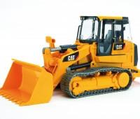 CAT shovel met rupsbanden 3