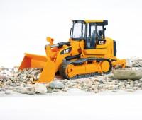 CAT shovel met rupsbanden 1