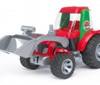 Tractor met voorlader 1