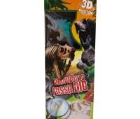 DinoWorld fossiel hakken met dino speelfiguur 1