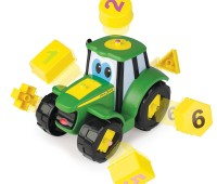 Learn and Pop Johnny Tractor 3