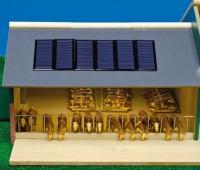 Zelfklevende zonnepanelen 8 stuks 2