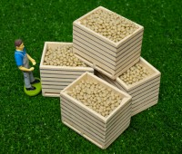 6 houten aardappelkisten 2