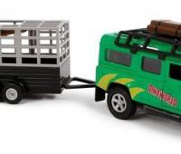 Land Rover dino transport 1