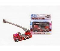 Brandweer ladderwagen 1