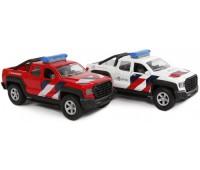 Terreinwagens hulpdiensten  1