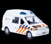 Politie bestelwagen 1
