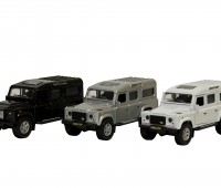 Land Rover Defender (wit) 1