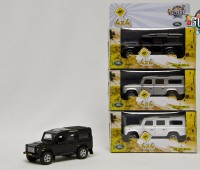Land Rover Defender (wit) 2