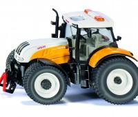 Steyr CVT 6240 tractor  1