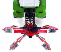 A.Moser graafmachine voor achteraanbouw tractor 2
