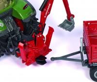 A.Moser graafmachine voor achteraanbouw tractor 3