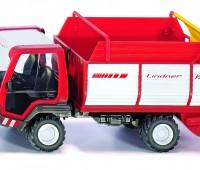 Lindner Unitrac met laadwagen 1