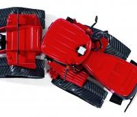 Case IH Quadtrac 600 Tractor met rupsbanden 2