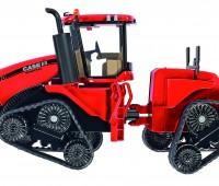 Case IH Quadtrac 600 Tractor met rupsbanden 3