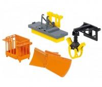 Accessoires voor Siku voorladers 1