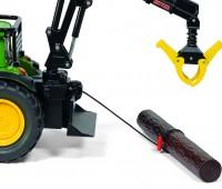 John Deere Bosbouw tractor 2