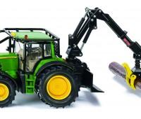 John Deere Bosbouw tractor 1