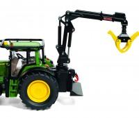 John Deere Bosbouw tractor 3
